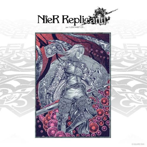 NieR Replicant ver.1.22 Gets Digital Art Gallery
