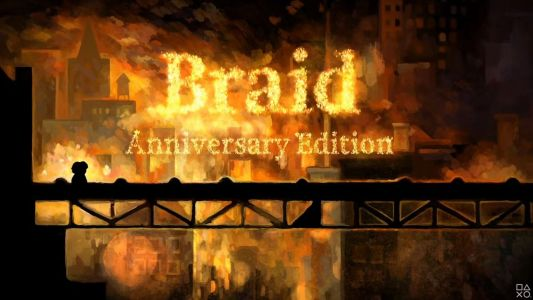 Braid Anniversary Edition Announced for PS5, Xbox Series X
