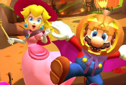 Mario Kart Tour's Halloween Tour brings spooky skins and Golden Boos