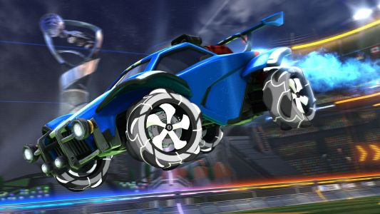 When Rocket League goes free-to-play, you won't need PS+ or Switch Online to play it
