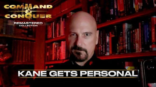 Kane Gets Personal in New Command & Conquer Remastered Collection Video