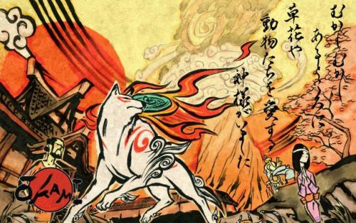 Okami HD Sold Best on Switch, According to Leak