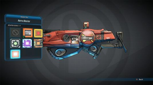 How To Change Weapon Skins In Borderlands 3