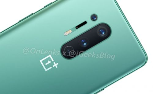 OnePlus 8 Pro Detailed Camera Specifications Surface