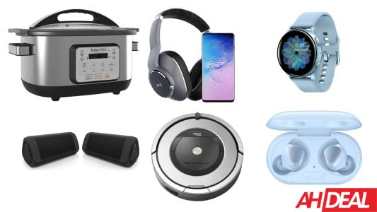 Electronics Deals - April 1, 2020: McAfee, Shark & More