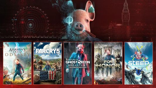 Clever marketing stunt sees Ubisoft game covers 'hacked' on the Xbox store