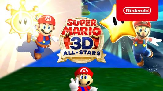 Super Mario 3D All-Stars Brings The Nostalgia In Launch Trailer