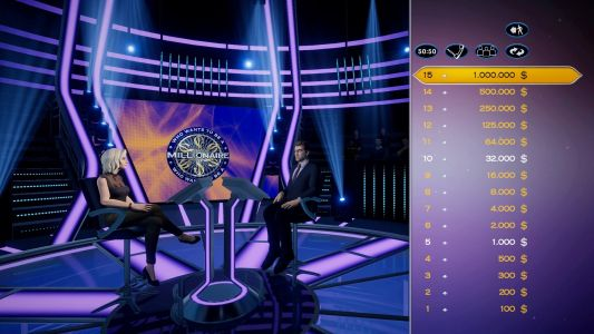 Contest: Win Who Wants to Be a Millionaire? for consoles and PC