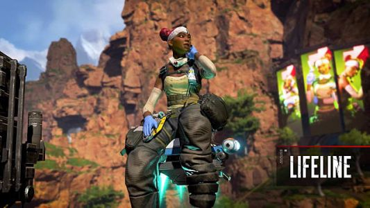Apex Legends' Lifeline is in for a Change, According to Respawn