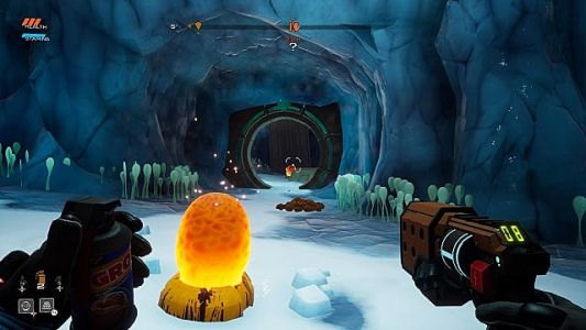 Journey to the Savage Planet Orange Goo Locations: There's an Upgrade for That