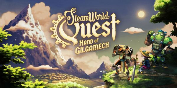 This week's European downloads - April 25 (SteamWorld Quest, Mortal Kombat 11 and more)
