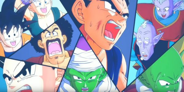 New Dragon Ball Z: Kakarot Trailer is All About Vegeta and Goku