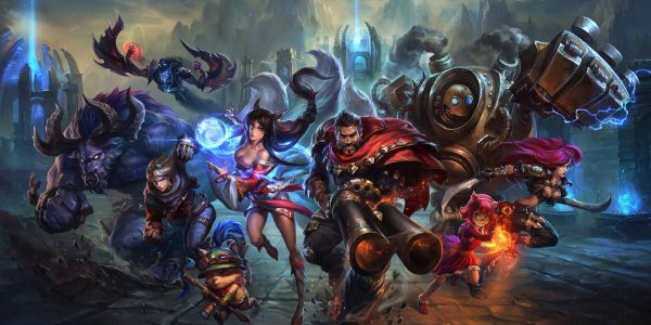 League of Legends Mobile and Console Versions Announced