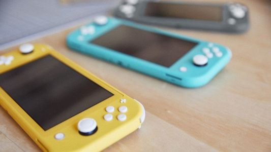 Nintendo Switch Lite accessories now available for preorder
