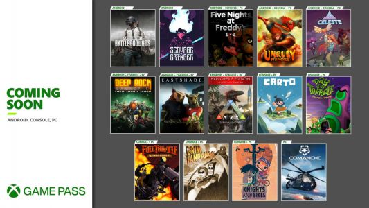 Xbox Game Pass Adds Ark: Survival Evolved, Celeste, PUBG and More Soon