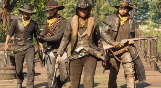 Additional Story Modes and Photo Mode come to Red Dead Redemption 2 on Xbox One