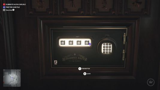 Hitman 3 Codes: door and safe code list for every keypad in every level