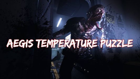 Daymare 1998: Aegis Chamber Temperature Cooling Puzzle Guide