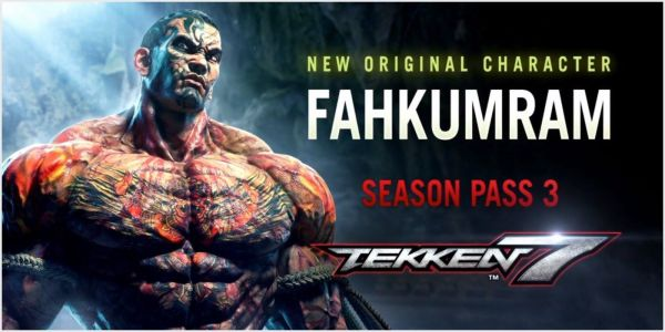 Tekken 7 Reveals Brand New Fighter Fahkumram | Game Rant