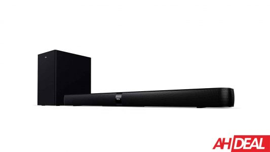 You Can Pick Up The TCL Alto 7+ Sound Bar & Wireless Subwoofer For $129