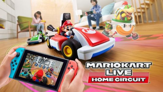 Mario Kart Live: Home Circuit Announced for Switch