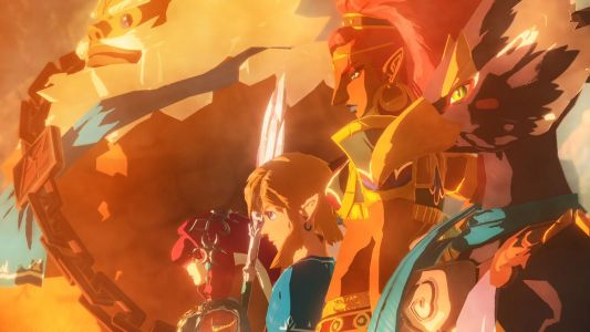 Hyrule Warriors: Age of Calamity Crosses 3.5 Million Worldwide Shipments
