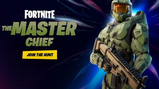 Halo's Master Chief Is Coming To Fortnite With Classic Map Blood Gulch