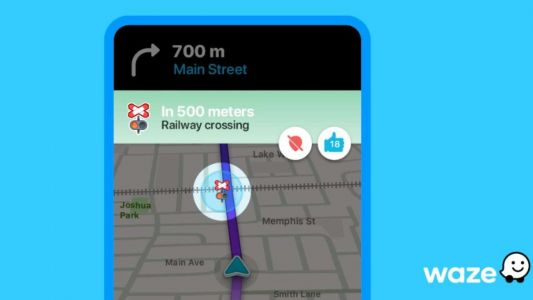 Waze Wants To Protect You & Your Car With Railroad Alerts