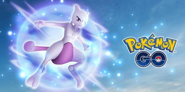 Pokemon GO Adds Significantly More Powerful Mewtwo to Legendary Raids