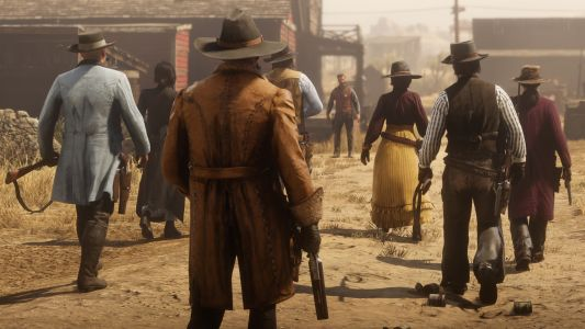 Red Dead Redemption 2 Gets PC To Console Comparison Video