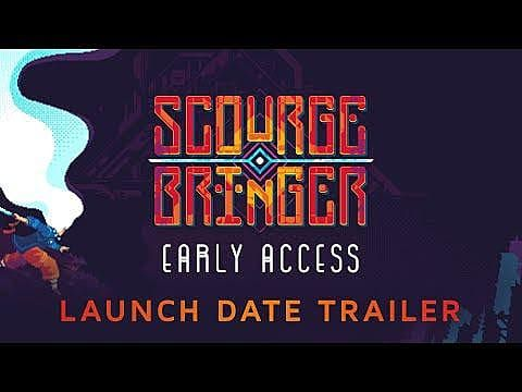 ScourgeBringer's Rouge-Like Action Slices Into Early Access, PC Game Pass Soon