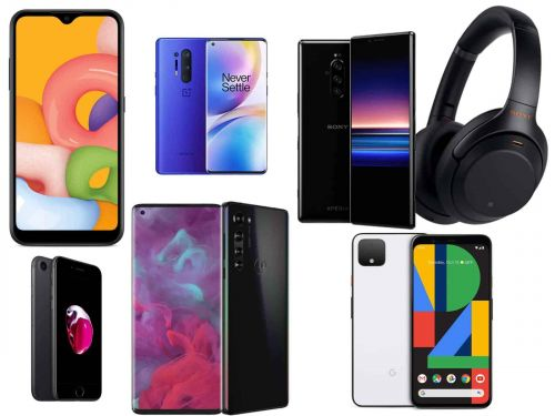 Save Big On Smartphones In Any Price Bracket - Cyber Monday Deals 2020