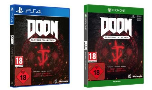 Retailer Listing Suggests a DOOM Slayers Collection Will Arrive Very Soon