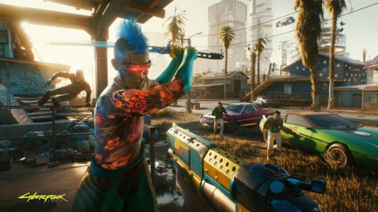 Cyberpunk 2077 hit with another small delay, but it'll still launch before the year's over
