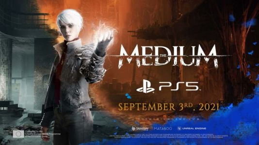 The Medium Coming to PlayStation 5 September 3