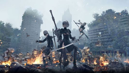 NieR: Automata Become as Gods Edition Available Now on Xbox Game Pass