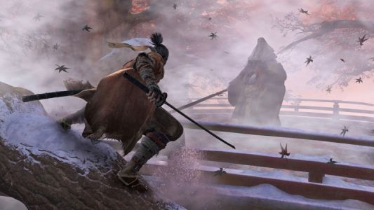 Sekiro: Shadows Die Twice Beaten With Donkey Kong Bongos