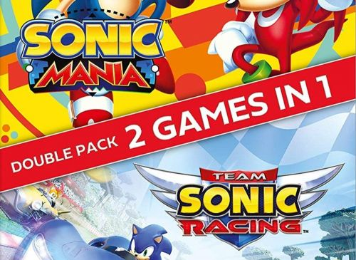 It looks like we're getting a Sonic double-pack on Switch because why not