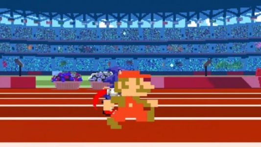 New Mario & Sonic at the Olympic Games Tokyo 2020 Trailer Shows Off 2D Events