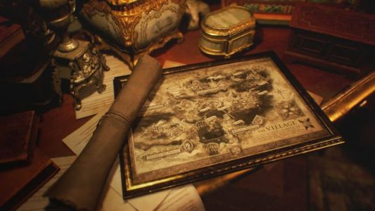 Capcom Reveals Resident Evil Village Map and Offers First Look at Mother Miranda