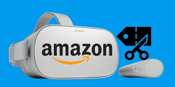 Amazon Cyber Monday Deal Lets You Get Oculus Go for Cheap