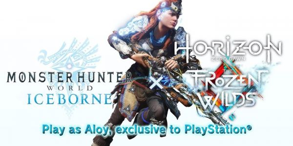 Horizon Zero Dawn's Aloy is Coming to Monster Hunter World Iceborne