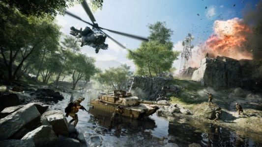 Ripple Effect on bringing mod tools to Battlefield 2042 with Portal, juggling all that content, and what the future holds