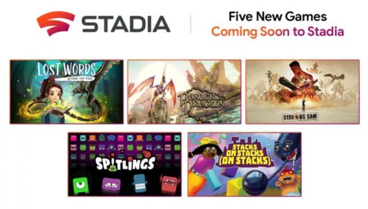 Serious Sam Collection and Panzer Dragoon: Remake are coming to Stadia