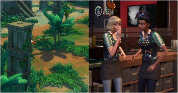 The Sims 4: The Game Packs That Add The Most To The Game