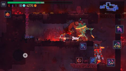 Dead Cells launches on Android with a slight discount