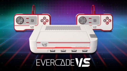 Blaze Entertainment Announces the Evercade VS Home Console