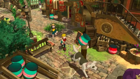 Nintendo Indie World: Baldo is a Love Letter to Japanese Anime and RPGs