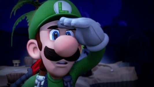 Nintendo Considered a New Look for Luigi in Super Mario Odyssey