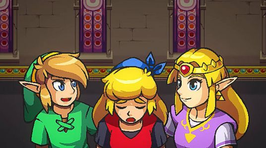 Cadence of Hyrule Review - Rhythm and Roguelike Combine in a Title That Hy-Rules
